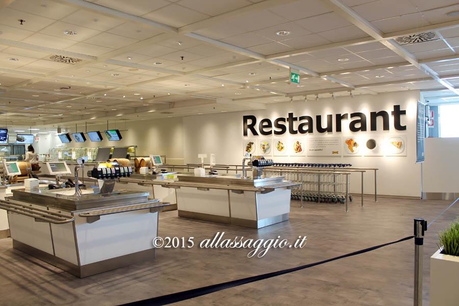 Il nuovo ristorante ikea napoli inaugurato dallo stellato - Ikea piatti cucina ...