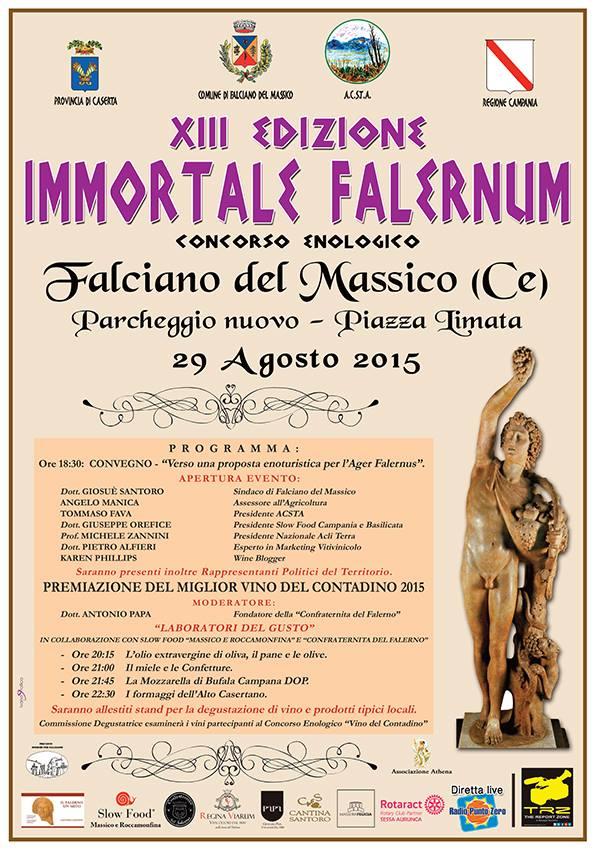 Immortale Falernum