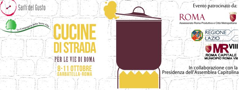 Cucine di strada per le vie di Roma