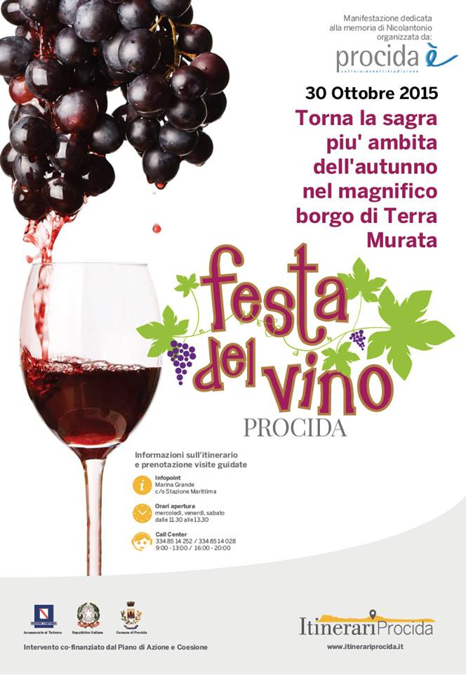 Festa del vino Procida