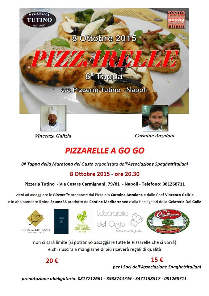 Pizzarelle ottobre