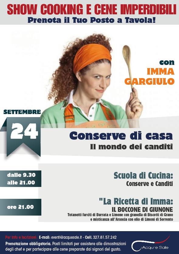 conserve Imma Gargiulo