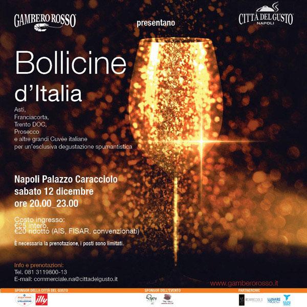 bollicine d'italia