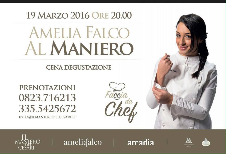 Amelia Falco al Maniero