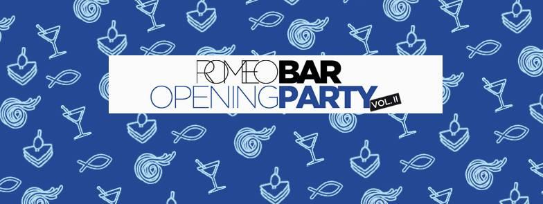 romeo opening
