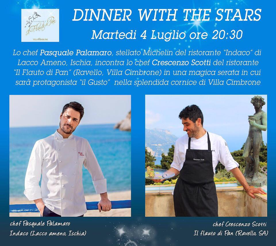 Dinner with the Stars