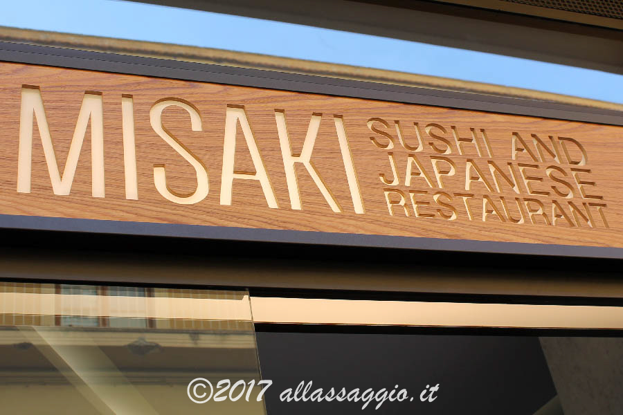 MISAKI SUSHI AND JAPANESE RESTAURANT A SORRENTO - All\'assaggio!
