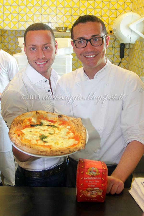 Toto e Gino Sorbillo
