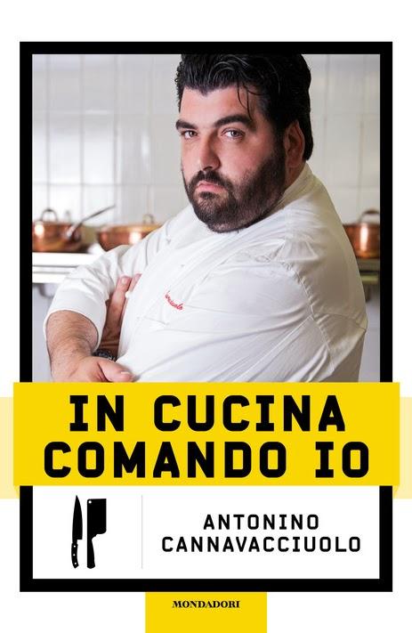 Antonino cannavacciuolo presenta in cucina comando io all 39 assaggio - Libro cucina cannavacciuolo ...