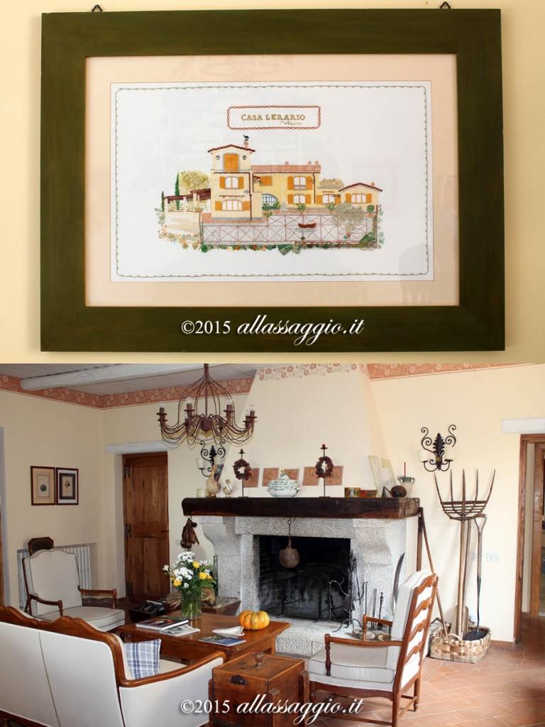 collage Casa Lerario