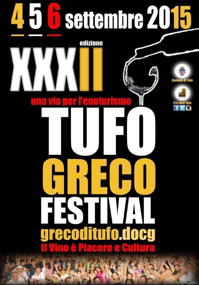 Tufo Greco festival