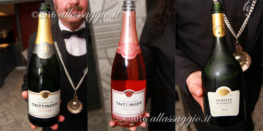 collage champagne