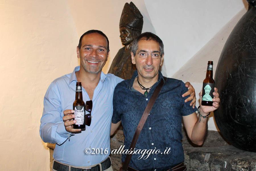Fabio Ditto e Achille Certezza