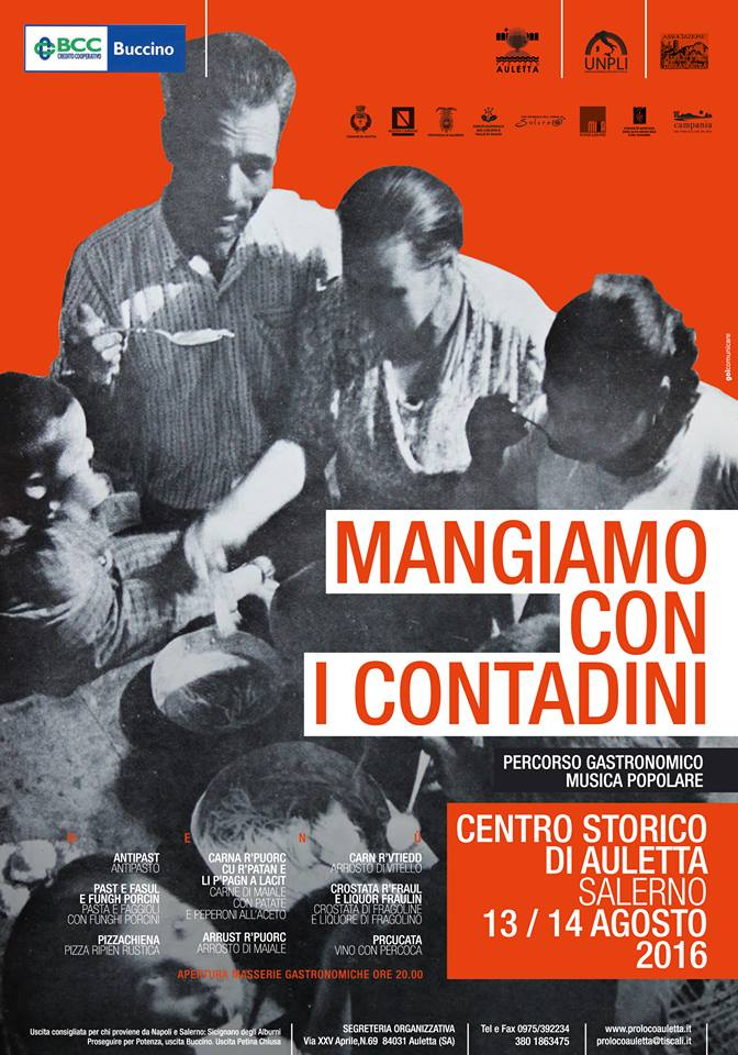 MANGIAMO CON I CONTADINI