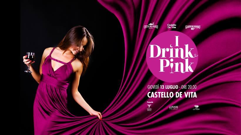 I drink pink 2017