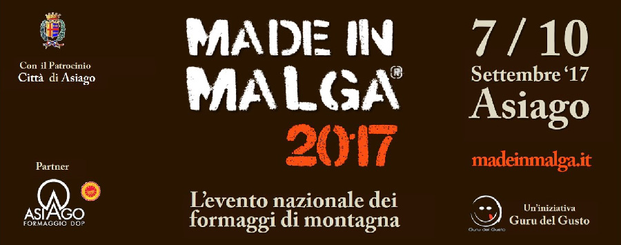 Made in Malga 2017