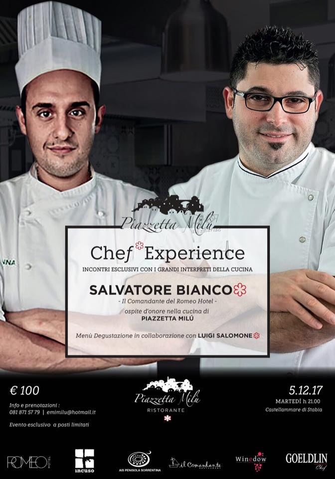 Chef Experience