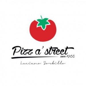 logo Pizz a' street