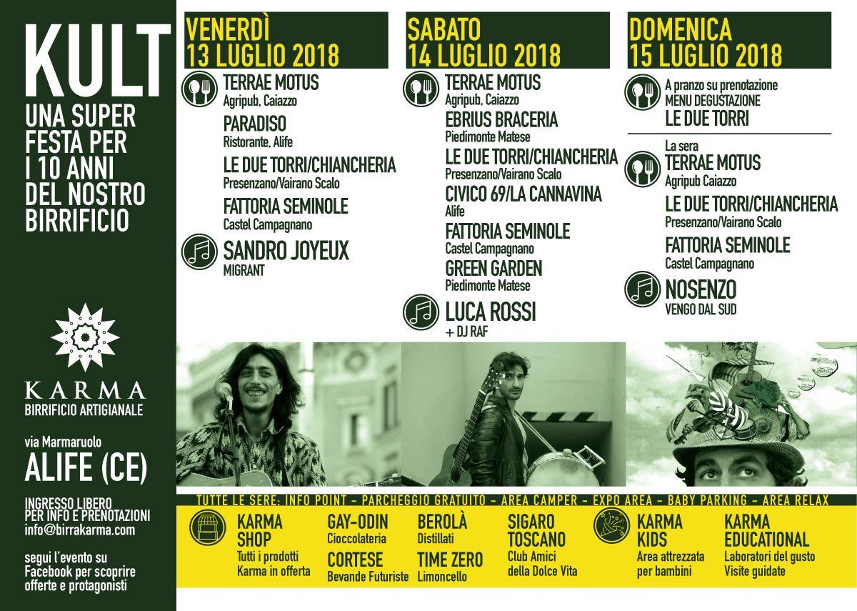 Eventi Golosi Del Mese Luglio 2018 Verkostung