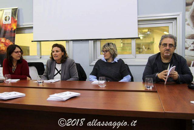 Luciana Squadrilli, Laura Gambacorta, Tania Mauri e Alfonso Isinelli